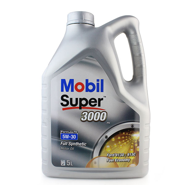 mobil super 3000 x1 formula fe 5w 30 fully synthetic engine oil 5l b m multicar parts and. Black Bedroom Furniture Sets. Home Design Ideas