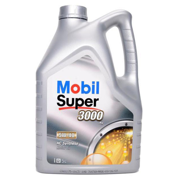 mobil super 3000 x1 5w 40 fully synthetic engine oil 5l. Black Bedroom Furniture Sets. Home Design Ideas